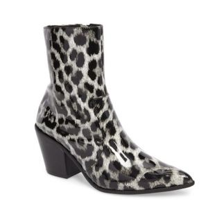 NWOT Jeffery Campbell 6.5 ACE Booties